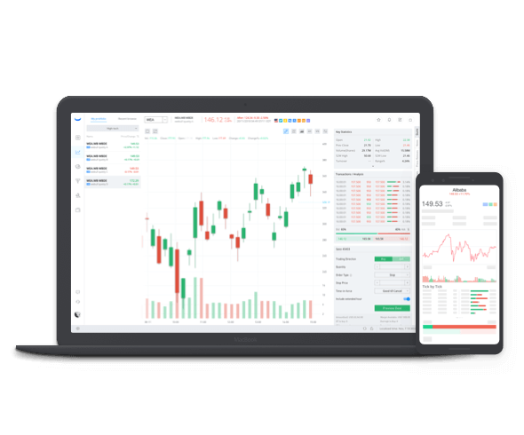 Webull - Investing in Stocks, Trading, Online Broker and