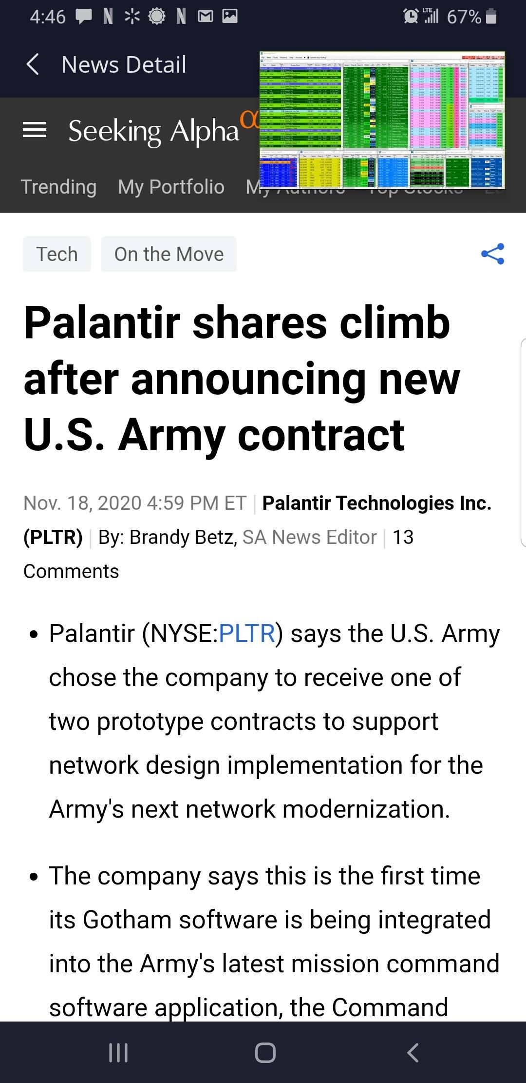 Palantir Technologies Inc.-1