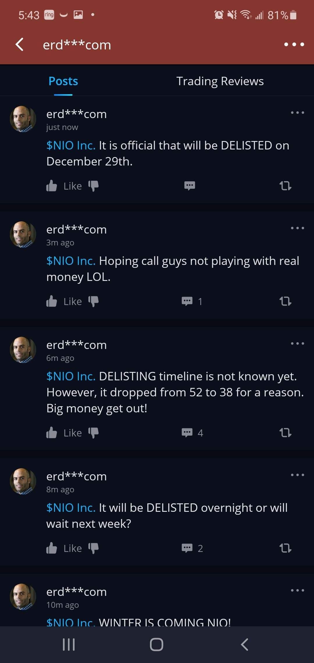 NIO Inc.-0
