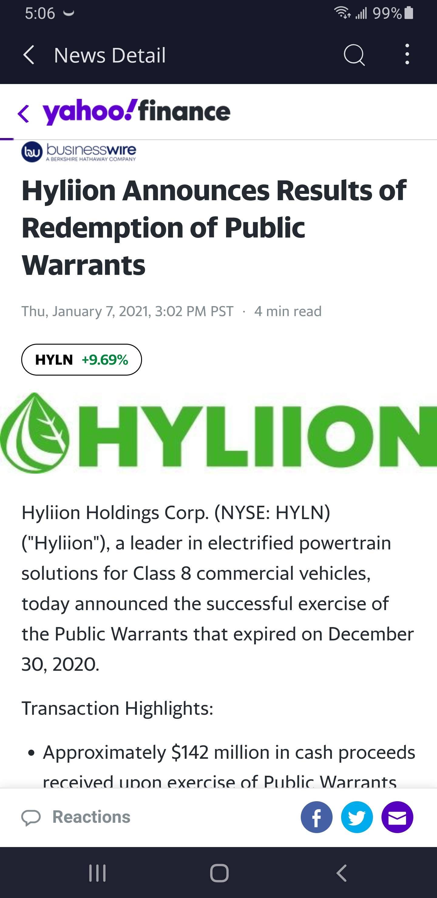 Hyliion Holdings Corporation-0